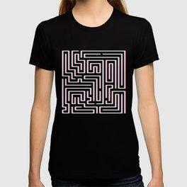 Blurred Lines (Maze) T-shirt