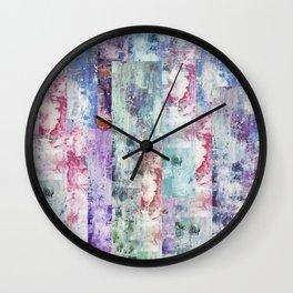 Abstract 195 Wall Clock