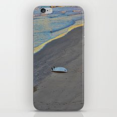 Forgotten on the Sand iPhone & iPod Skin