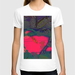 With All my Heart Remix T-shirt