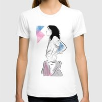 melissa smith T-shirts featuring Patti Smith by Nicky Phillips