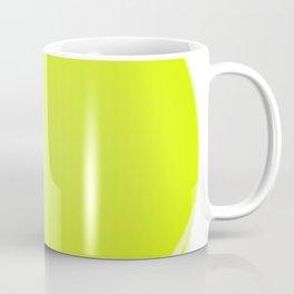Tennis Ball Icon Coffee Mug