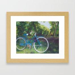 Cruisin Framed Art Print
