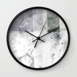 Textures Wall Clock
