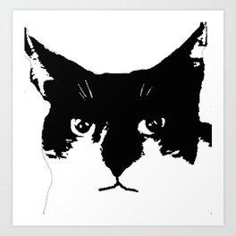 Mr. A Art Print