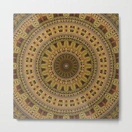 Rotunda Metal Print