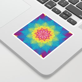 kaleidoscope Sticker