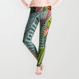 Sea Plants Leggings