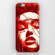 Queen of Diamond iPhone & iPod Skin