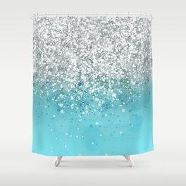 Glitteresques XXXIII Shower Curtain