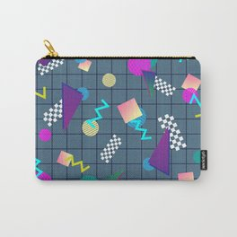 Back to the Eighties Carry-All Pouch