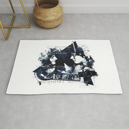 Patti Smith and Robert Mapplethorpe Rug