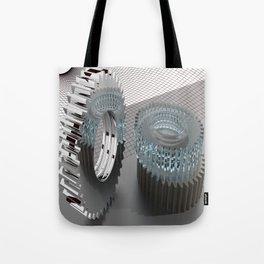 Precision mechanics Tote Bag