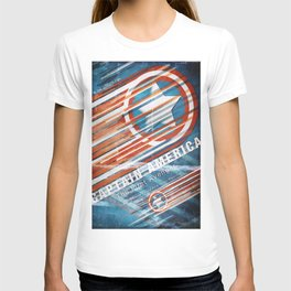 Steve Rodgers / The First Avenger  T-shirt