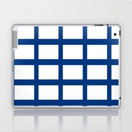 Flag of Finland 2 -finnish, Suomi, Sami,Finn,Helsinki,Tampere Laptop & iPad Skin