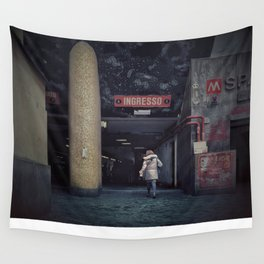 Ingresso Wall Tapestry
