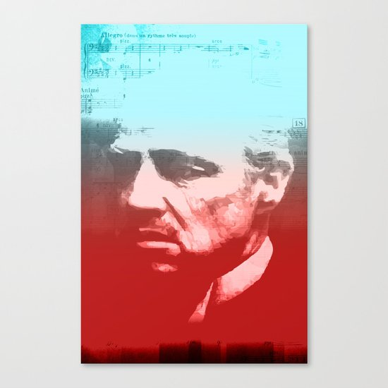 GODFATHER - Do I have your Loyalty? Canvas Print