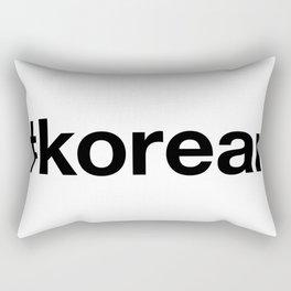 KOREAN Rectangular Pillow