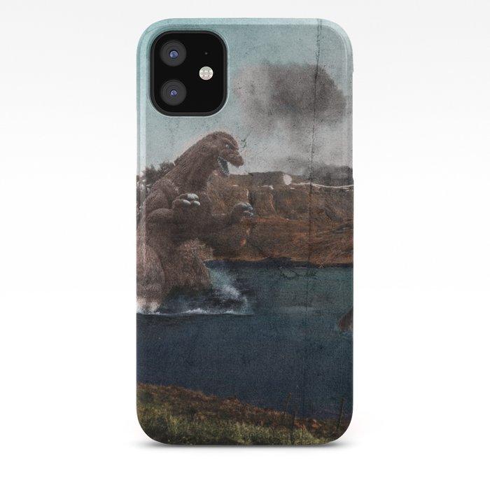 King Godzilla iPhone Case