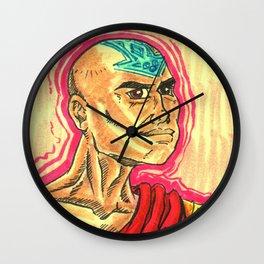 Last Airbender Wall Clock