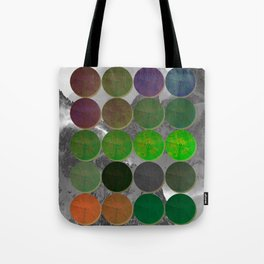 Crop Circles 2 Tote Bag