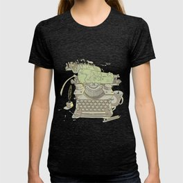 A Certain Type of City T-shirt