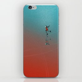 Winter picture iPhone Skin
