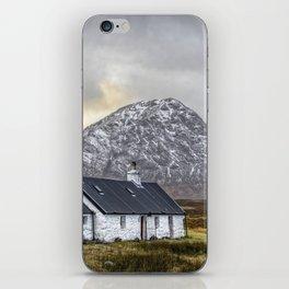 Black Rock Cottage  Glencoe iPhone Skin
