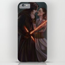 Our love could start a war iPhone Case