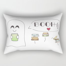 BOO(H)ks Rectangular Pillow