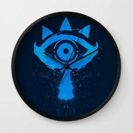 Zelda: Breath of the Wild Wall Clock