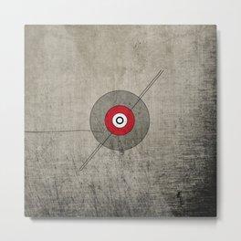 Circles S3 Metal Print