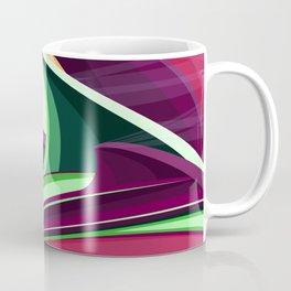 The Wave and The Dragon Coffee Mug