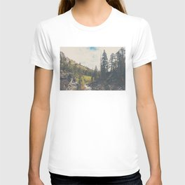 into the wild ...  T-shirt