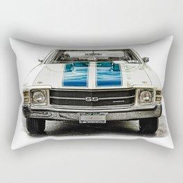 CLASSIC CAR LOVE Rectangular Pillow