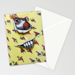 Clowny Stationery Cards