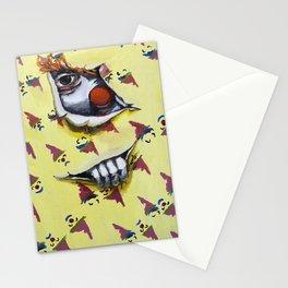 Clowny Stationery Cards