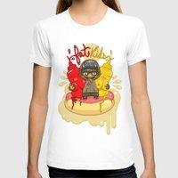 fat T-shirts featuring Fat Kids by KILLAMARI