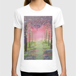 Into the path of Happiness T-shirt