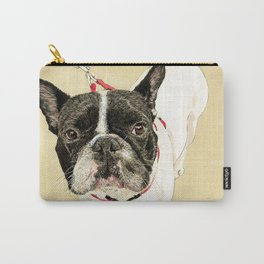 French Bulldog II Carry-All Pouch