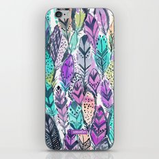 Radiant Feathers iPhone & iPod Skin