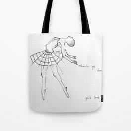 """""""Shorty get down, good lord"""" Tote Bag"""