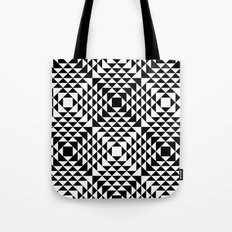 Geometric Tribal Tote Bag