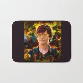 Hideo Kojima Bath Mat
