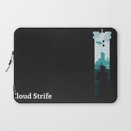 The Buster Sword Laptop Sleeve