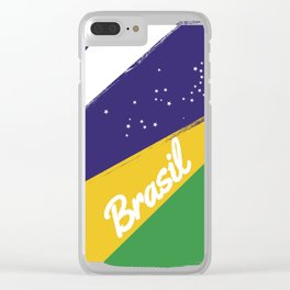 Brasil | Russia World Cup Clear iPhone Case
