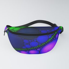 Biscuit Crumbs Trail Fanny Pack