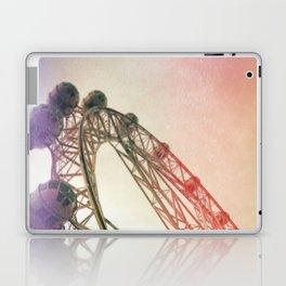 Vintage Ferris Wheel  Laptop & iPad Skin