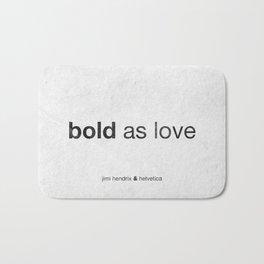 Bold Bath Mat