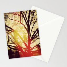 'UPPER WEST TREE' Stationery Cards